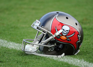 Buccaneers Helmet (Featured)