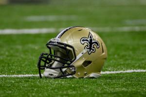 Saints general helmet (Featured)