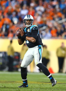 Cam Newton (Vertical)