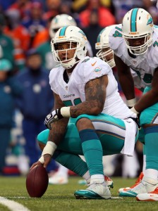 Mike Pouncey (Vertical)