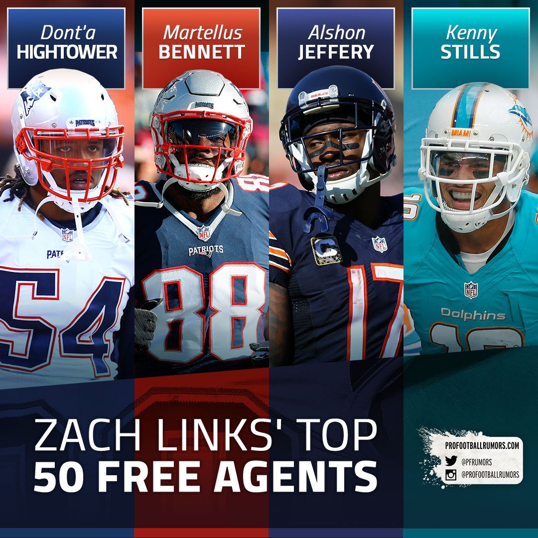 nfl free agents nfl football trends